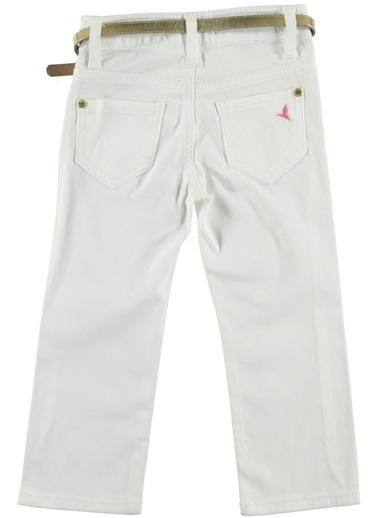 Mammaramma Pantolon Beyaz